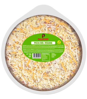 Pizza vegana Palacios